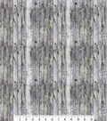 Novelty Cotton Fabric -Distressed Wood