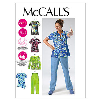 McCall's Women's Casual-M6473