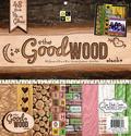 DCWV 12\u0022x12\u0022 Good Wood Stack