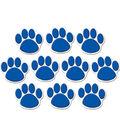Accent Blue Paw Prints 30/pk, Set Of 6 Packs