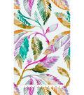 P/K Lifestyles Upholstery Fabric 13x13\u0022 Swatch-Creative Flow Fiesta