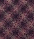 Modern Cotton Fabric 43\u0027\u0027-Blackhole Squares