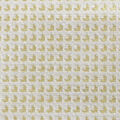 Brocade Fabric-Geo Abstract Cream/Gold