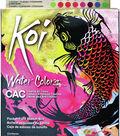 Koi Creative Art Water Color Field Sketch Set - 24 Colors