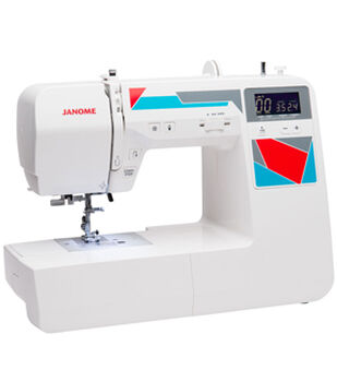 Janome MOD-100Q Computerized Sewing Machine