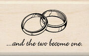 "Inkadinkado Mounted Rubber Stamp 1.25""X2""-2 Rings, , hi-res"
