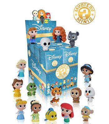 Disney Mystery Minis 12pc-Disney Princess