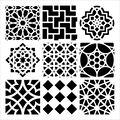 Crafter\u0027s Workshop Template 12\u0022X12\u0022-Moroccan Tiles