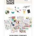 Carpe Diem Faith A5 Stickers
