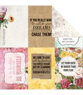 Kaisercraft Be-You-Tiful Delightful Double-Sided Cardstock