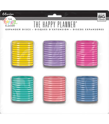 The Happy Planner Value Pack Expander Discs