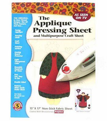 "The Applique Pressing Sheet-13""x17"""