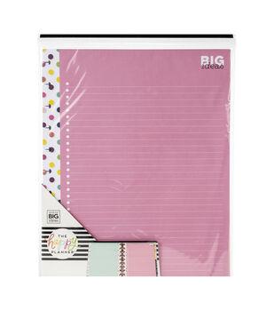 Happy Planner Big Full Sheet Fill Paper 40/Pkg-Big Ideas, Teacher
