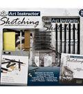 Art Instructor Sketching Set-20pc