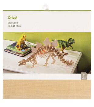 Cricut 2 pk 11''x11'' Basswood Sheets