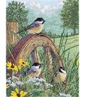 Janlynn 11\u0027\u0027x14\u0027\u0027 Counted Cross Stitch Kit-Meadow\u0027s Edge
