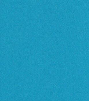Glitterbug Satin Fabric -Solid Teal