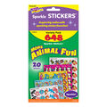 Animal Fun Sparkle Stickers Variety Pack 648 Per Pack
