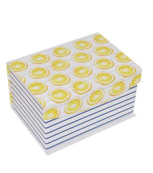 Organizing Essentials Small Fliptop-Lemons