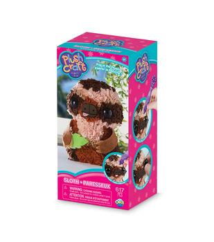 PlushCraft 3D Plush Sloth Kit