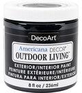 DecoArt Americana Decor Outdoor Living Paint 8oz