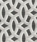 Home Decor 8\u0022x8\u0022 Fabric Swatch-HGTV HOME Back lit Zinc