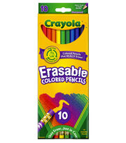 Crayola Erasable Colored Pencils, , hi-res