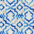 Kelly Ripa Home Upholstery Fabric 54\u0022-Good Vibes Luna