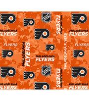 Philadelphia Flyers Fleece Fabric-Digital Camo, , hi-res