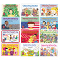 Holiday Series Learn to Read 12 Book Set Variety Pack