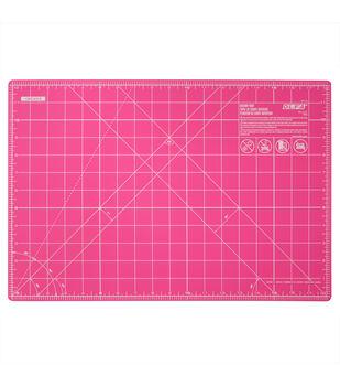 "Olfa Cutting Mat 12x18""-Pink"
