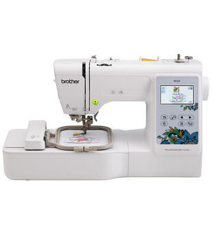 Brother PE535 Embroidery Machine with Large Color Touch LCD Screen