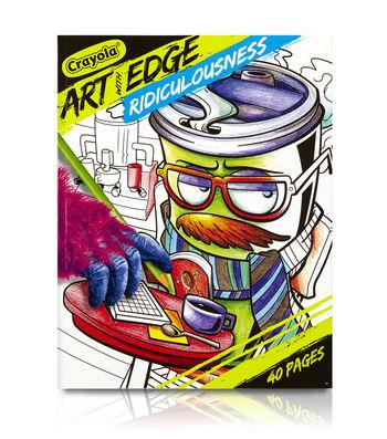 Crayola Art Edge-Ridiculousness
