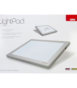 "Artograph LightPad Light Box-17""X24""X.625"""