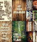 Saddle Up Poster Stickers 12\u0022X12\u0022
