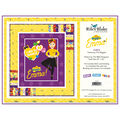 Quilt Kit-The Wiggles Emma Purple  by Riley Blake