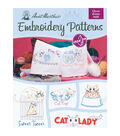 Aunt Martha\u0027s Colonial Patterns Iron-On Transfer Books Clever Kitties
