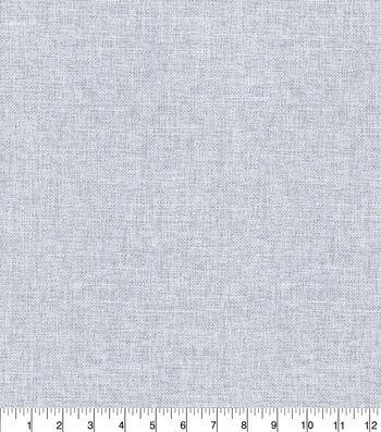 Kelly Ripa Home Raffia Upholstery Fabric 55''-Smoke
