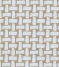 Kelly Ripa Home Upholstery Décor Fabric-On Cue Twine