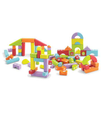Velcro Brand Blocks 80 Piece Set