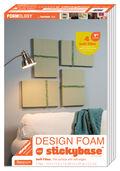 Fairfield Design Foam 12\u0022x18\u0022x1\u0022 4pcs