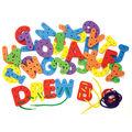 WonderFoam Lacing Letters & Numbers