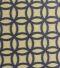 Blizzard Fleece Fabric - Lemon Drop Geo