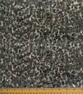 Casa Embellish Sequined Fabric -All Over Black