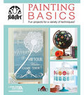 Painting Basics Book-Fun Projects For a Variety of Techniques!