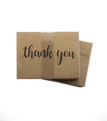 Park Lane A2 Cards & Envelopes-Thank You
