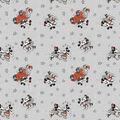 Disney Mickey & Minnie Cotton Fabric-Married Life