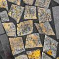 Furniture Finds Mosaic Wall Art-Crushed Glass Tree Branches