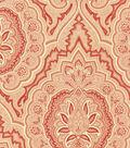 Waverly Upholstery 8x8 Fabric Swatch-Balsamine/Churney