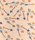 Snuggle Flannel Fabric -Tribal Arrows